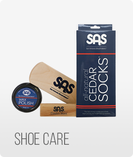 SAS Shoes Shoe Care Products